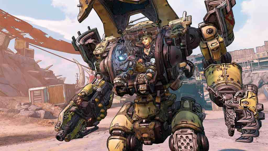 Borderlands 3 Updates All Vault Hunters and Makes Weapon Improvements 1