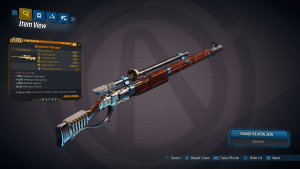 Borderlands 3 – Quickdraw Monocle – Legendary Weapons Guide