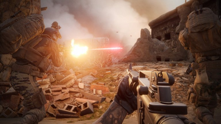 Read more about the article Insurgency Sandstorm Console Release Date Revealed