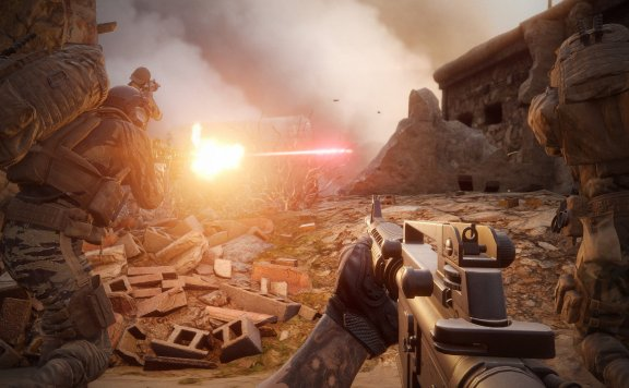 Insurgency Sandstorm Console Release Date