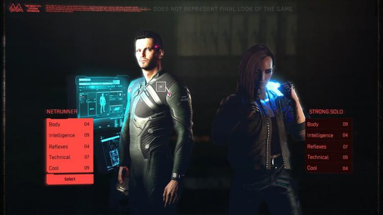 Cyberpunk 2077 Netrunner