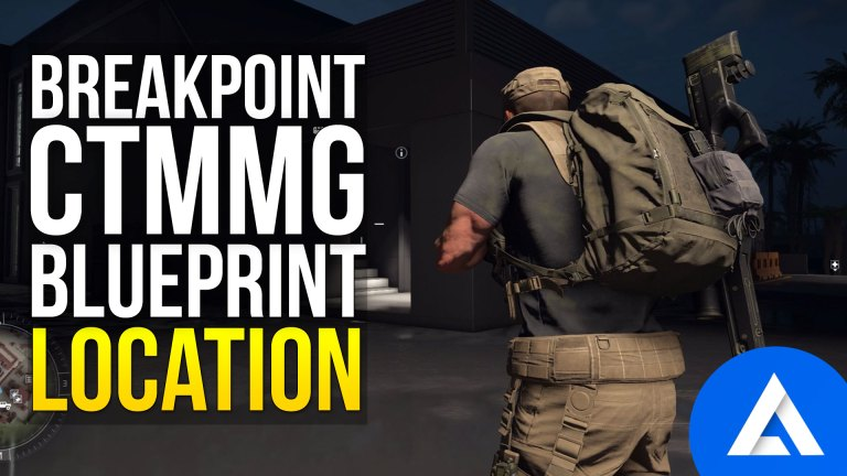 Read more about the article Ghost Recon Breakpoint CTMMG Blueprint Location