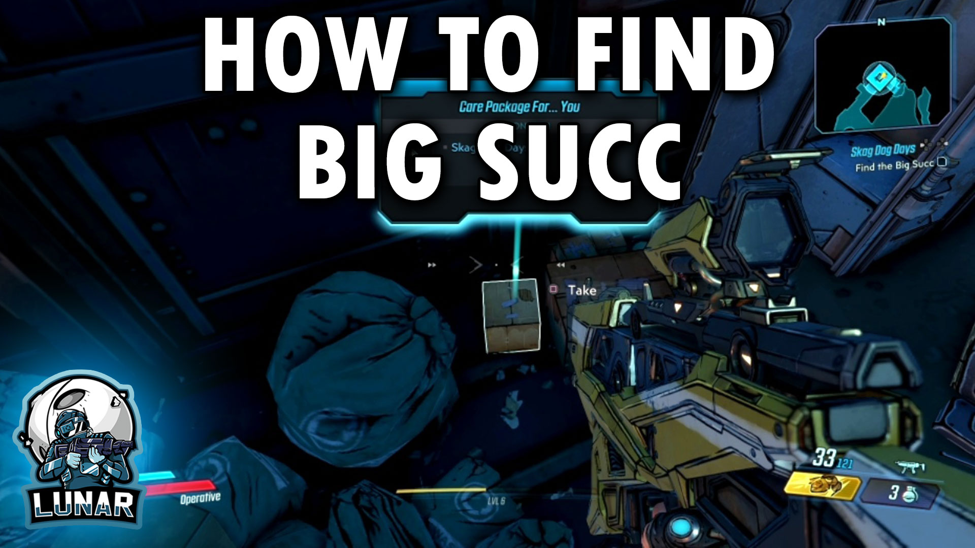 Borderlands 3 How To Get Big Succ