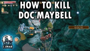 How To Kill Doc Maybell: Fistful of Digits – The Outer Worlds