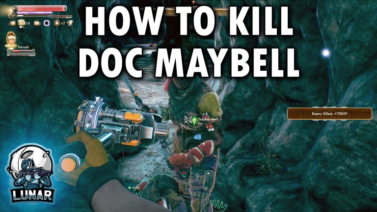 Read more about the article How To Kill Doc Maybell: Fistful of Digits – The Outer Worlds