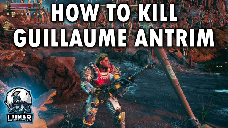 Read more about the article How To Kill Guillaume Antrim: Fistful of Digits – The Outer Worlds