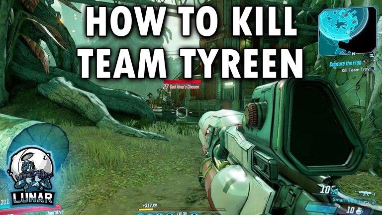 Borderlands 3 How To Kill Team Tyreen