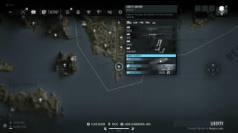 breakpoint laser sight location