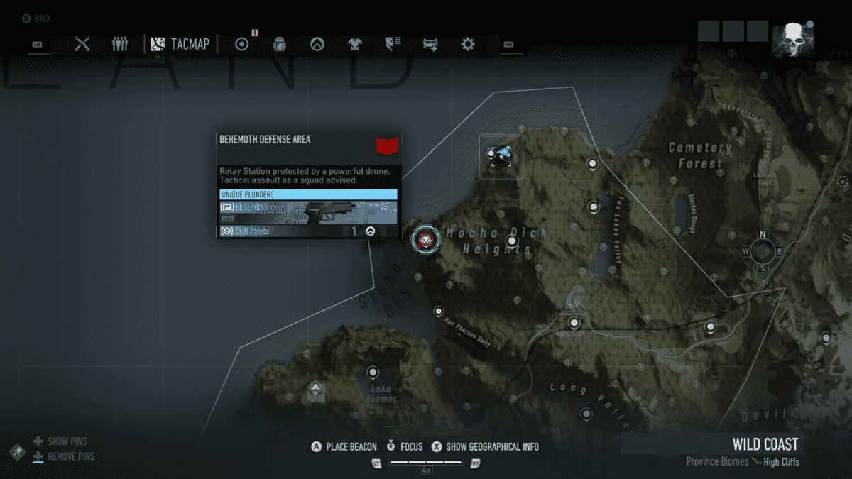 Ghost Recon Breakpoint All 70 Skill Point Locations 34