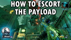Borderlands 3 How To Escort The Payload