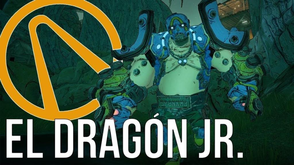 el dragon junior