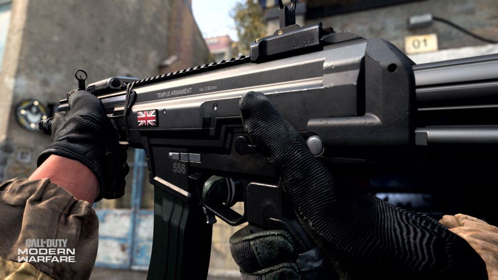 Call of Duty: Modern Warfare Weapons List, Stats, Gunsmith and Complete Gun Guide! 1