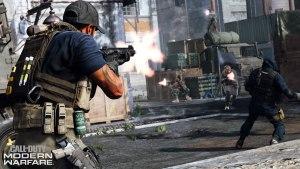 Modern Warfare Update 1.9