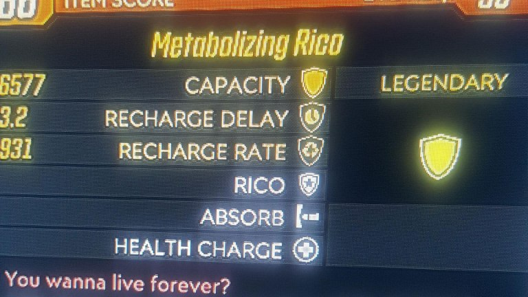 Borderlands 3 Metabolizing Rico Legendary Shield Guide
