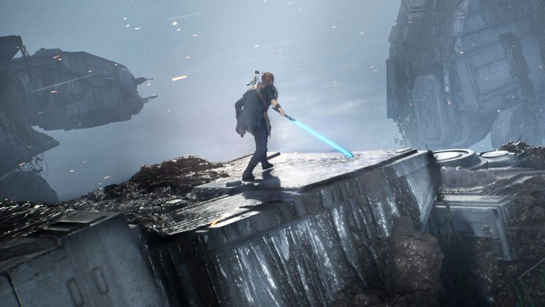 Star Wars Jedi Fallen Order Photo Mode Added In Games 1st Update