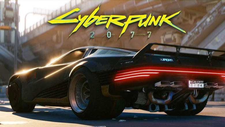 Cyberpunk 2077 Vehicle Guide