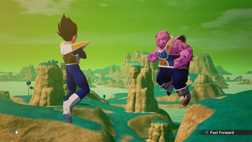 Dragon Ball Z Kakarot Missions Guide All 4 Sagas 58