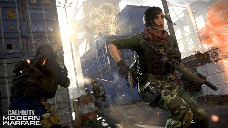 Modern Warfare Warzone Missions