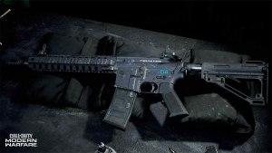 Modern Warfare Warzone Weapons