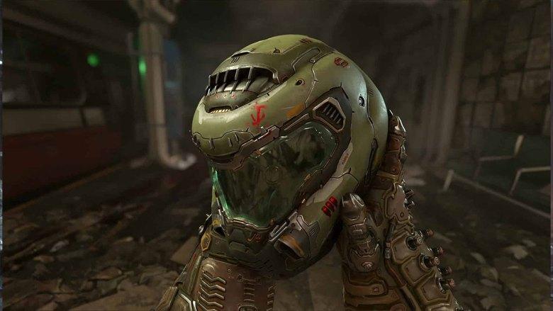 Doom Eternal Praetor Suit upgrades