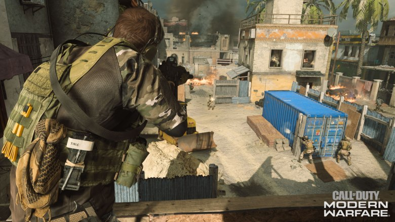 Modern Warfare and Warzone Season 3 Update Patch Notes! AGB MW S3 MP Backlot2 PR