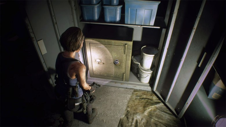Resident Evil 3 Remake All Locks and Safe Locations