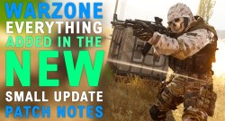 Modern Warfare Warzone Updates Burst M4 Removed From Warzone, Quads, All or Nothing, Gaz & More