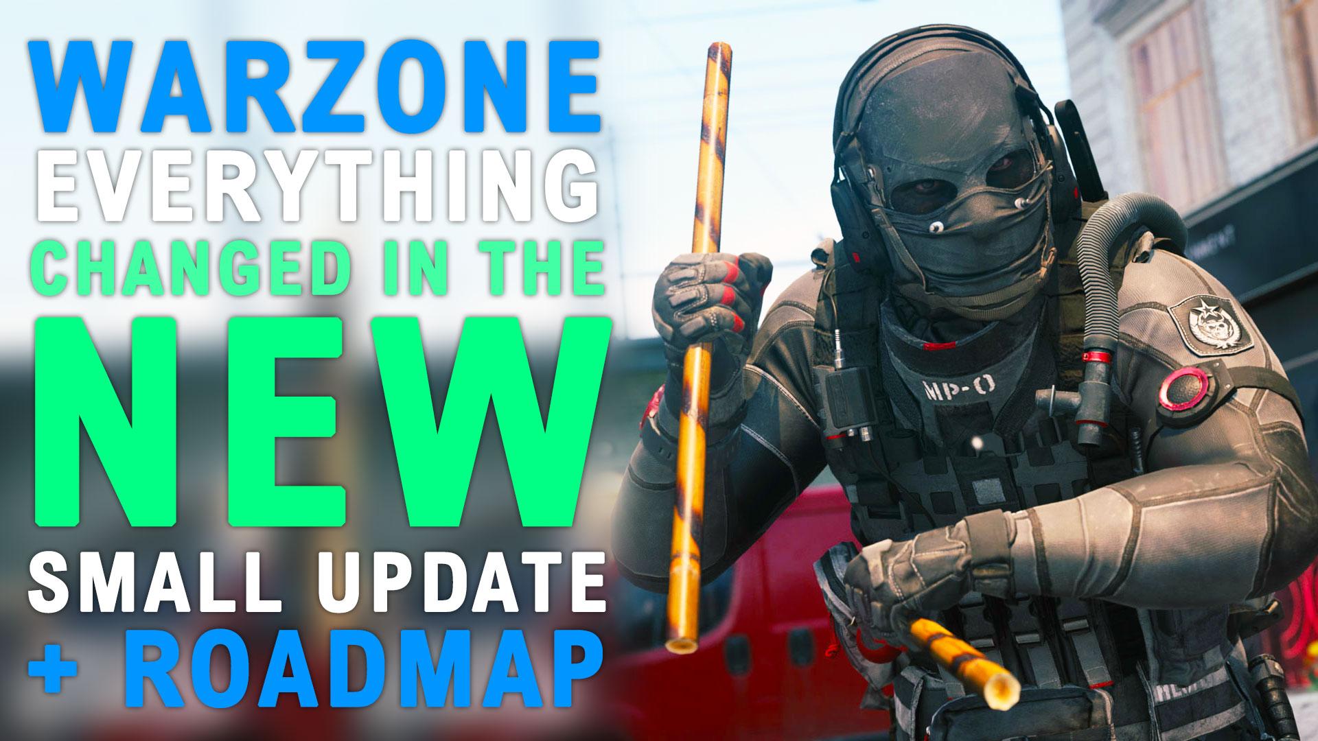 Modern Warfare Warzone Update Removes Plunder Plus Season 4