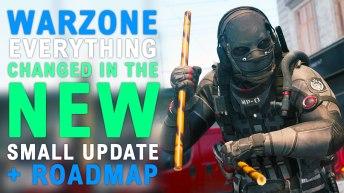 Modern Warfare Warzone Update Removes Plunder Plus Season 4 Roadmap