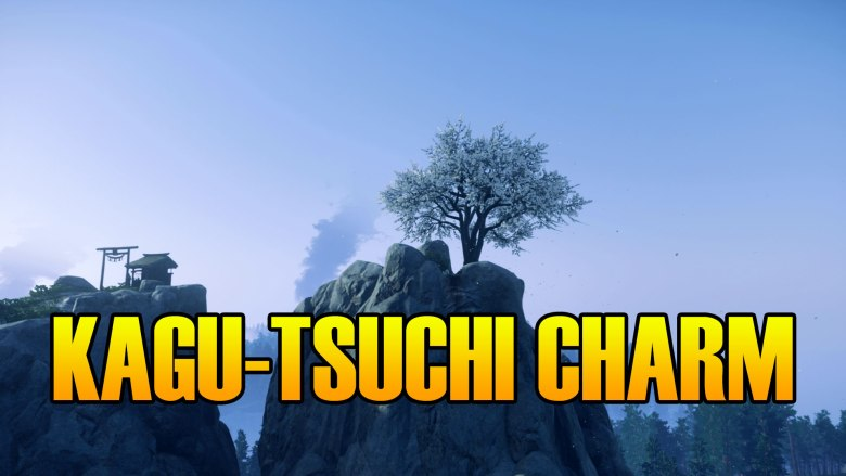 Ghost of Tsushima How To Get The Charm Of Kagu-Tsuchi
