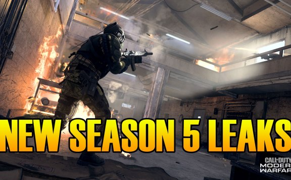 Modern Warfare Warzone Updates New Season 5 Leaks & Whats New This Week In Game!