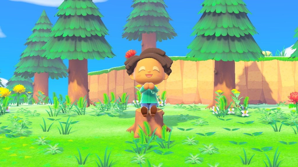 Animal Crossing New Horizons: Five Star Islands Or How I Learned to Stop Worrying and Love the Weeds
