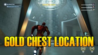 Marvel's Avengers Gold Chest Location Hidden Room Puzzle To Tame A Titan