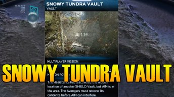 Marvel's Avengers How To Unlock The Snowy Tundra Vault Mission