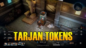Wasteland 3 Where to Use Tarjan Tokens