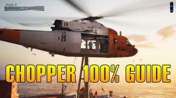 Tony Hawk's Pro Skater 1 + 2 The Chopper Drop Guide