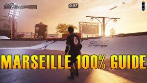 Tony Hawk's Pro Skater 1 + 2 Marseille Guide