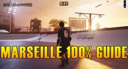 Tony Hawk's Pro Skater 1 + 2 Marseille Guide