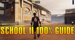 Tony Hawk's Pro Skater 1 + 2 School II Guide