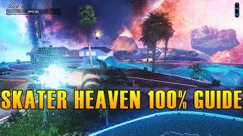 Tony Hawk's Pro Skater 1 + 2 Skater Heaven Guide