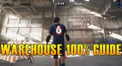 Tony Hawk's Pro Skater 1 + 2 Warehouse Guide