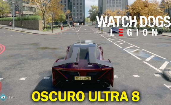 Watch Dogs Legion Oscuro Ultra 8