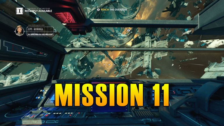 Read more about the article Star Wars Squadrons Mission 11 Walkthrough & Medals