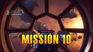Star Wars Squadrons Mission 10 Walkthrough & Medals