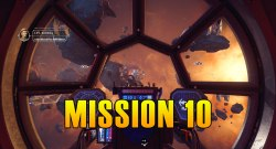 Star Wars Squadrons Mission 10 Walkthrough & Medals