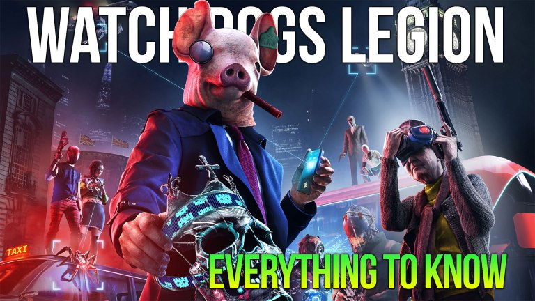 Read more about the article Watch Dogs Legion Everything You Need To Know