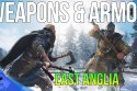 All East Anglia Weapons & Armor