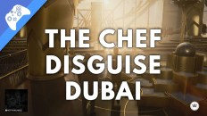 Hitman 3 - Disguise Yourself As The Chef Hot One Challenge (Dubai)