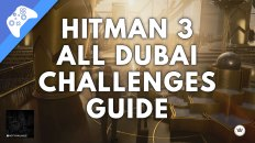 Hitman 3 How To Find Everything For The Dubai Challenges