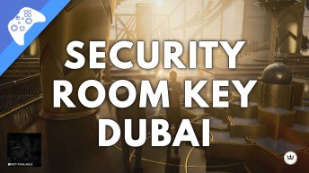 Hitman 3 - Security Room Key Location for (Dubai)
